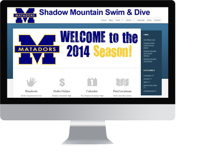 Shadow Mountain High School Swim and Dive