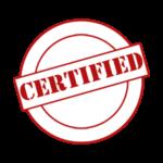 3D Guy Certified